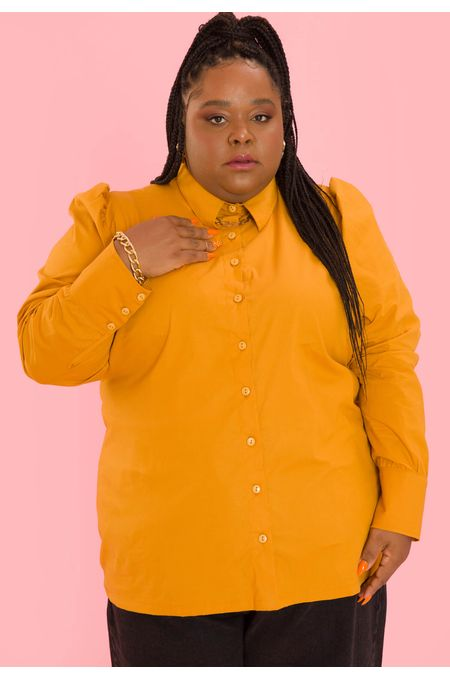 camisa-manga-bufante-manu-mostarda